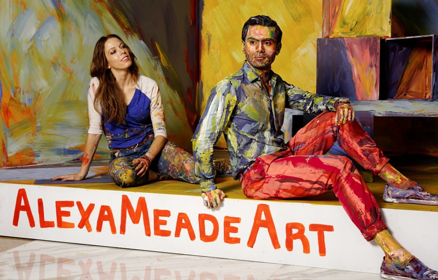 Alex Meade Art